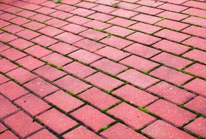 brick driveway pavers