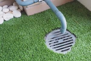 underground drain system