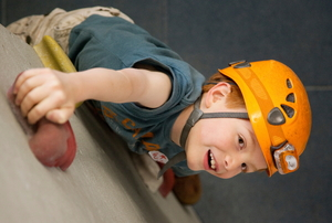 How to Build a Kids' Climbing Wall