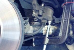compress pistons