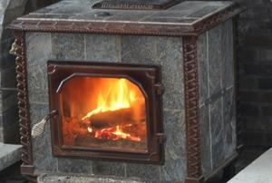 soapstone woodstove