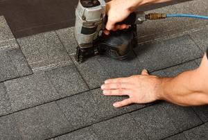 Applying Roof Shingles