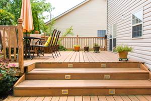 Deck Building 1 - Introduction to Building a Deck