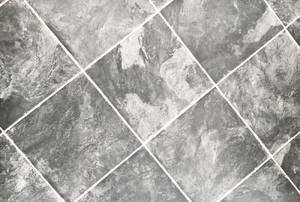 grey and white vinyl tiles