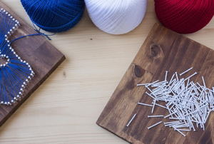 5 Craft Projects You Can Do With a Hammer and Nails