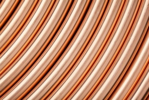 type L copper tubing