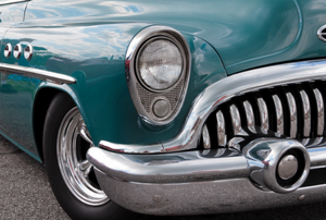 Restored 1953 Buick Automobile