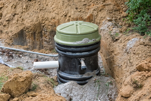 A grinder pump holding tank is an important part of your sewage system.
