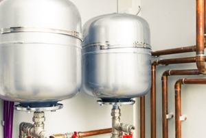 double boiler water heater