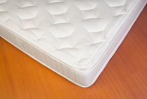 A mattress.