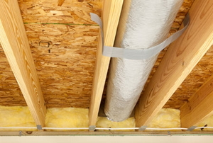 Basement Insulation and Air Duct