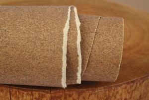 sandpaper pieces
