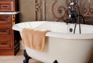 vintage style tub