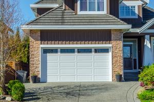 Maintain and Weatherstrip a Garage Door