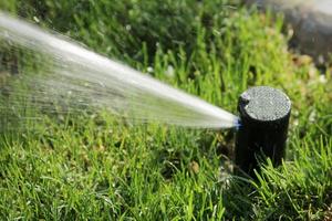 Installing an Underground Sprinkler System