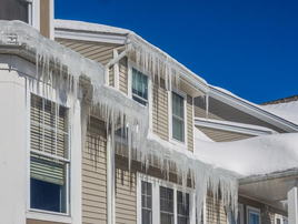How to Repair Winter Weather Damage to Your House