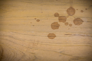 Remove Oil Stains From Wood