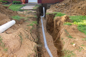 How to Kill Roots in a Sewer Line
