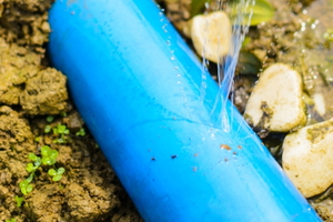 How to Repair a Cracked Plastic Pipe