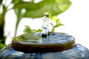 Build a Rock Fountain in Six Steps