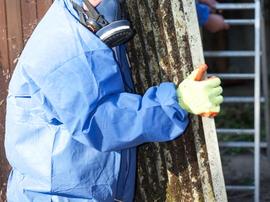 Removing Asbestos Siding