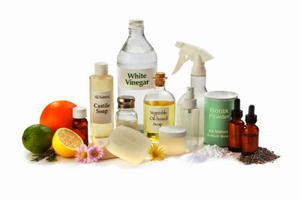 Natural Household Cleansers for Everyday Chores
