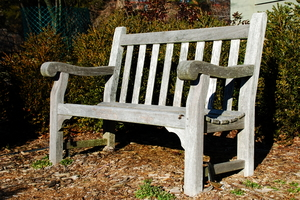 How to Remove Mold from Outdoor Wood Furniture