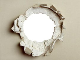 How to Fix a Hole in the Wall