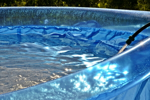 Treating the Water in Your Inflatable Pool