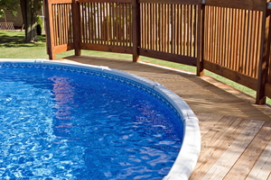 How to Clean an Above Ground Pool Liner
