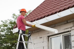 How to Install Rain Gutters
