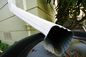 Extend Downspouts for Better Home Drainage