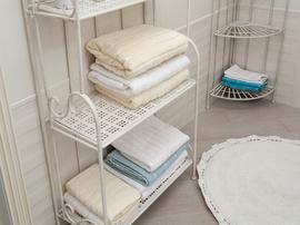 Simple Bathroom Storage Solutions