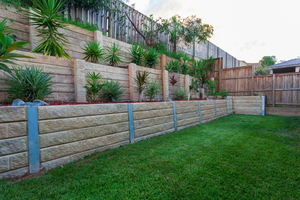 How to Landscape on a Slope