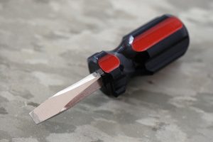 How to Magnetize a Screwdriver Tip