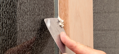 Glazing Putty Is The Material Used To Form A Seal Between Your Gl Window And Wooden Frame It Can Take Anywhere From Five 15 Days For Dry