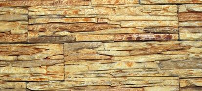 Applying Artificial Stone Veneer Over Stucco