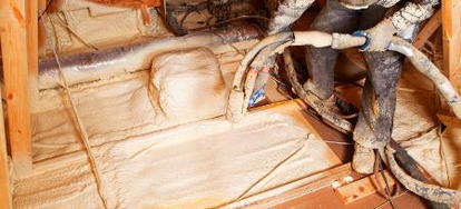 Why Foam Attic Insulation Costs More | DoItYourself com