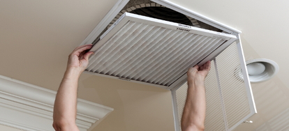 How To Replace An Air Conditioner Filter Doityourself Com