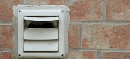How to hook up a gas dryer vent