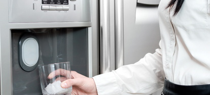 Troubleshooting an Ice Maker That Leaks | DoItYourself.com on kitchenaid refrigerator leaking water, kitchenaid french door refrigerator leaking, kitchenaid refrigerator freezer leaking, kitchenaid kfcs22evms water leaking,