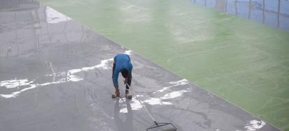 How To Remove Epoxy Flooring