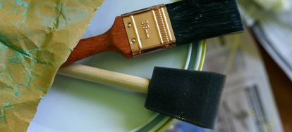 How To Paint Over Semi Gloss Paint Doityourselfcom