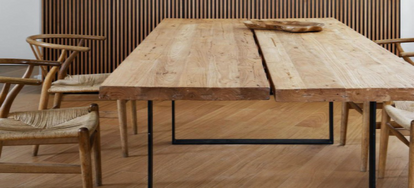 ... How To Make A Reclaimed Wood Table. By: Sara LeDuc. What Youu0027ll Need