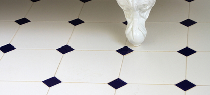 To Ly Epoxy Coating Over A Tile Floor What You Ll Need