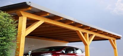 Installing a Light in a Metal Carport | DoItYourself com