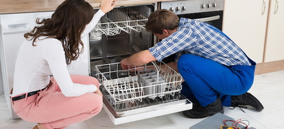 How To Fix A Dishwasher >> How To Repair A Dishwasher That Doesn T Fill With Water