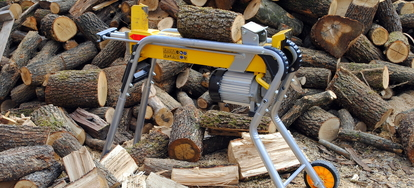 Troubleshooting Your Hydraulic Log Splitter | DoItYourself com