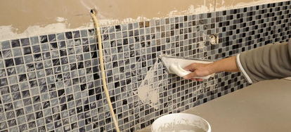 How To Grout A Tile Backsplash Doityourself Com