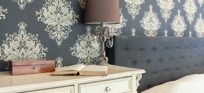 Hanging Wallpaper in a Room: Where to Start